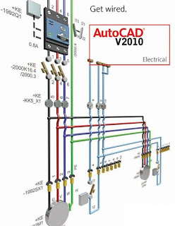 AutoCAD Electrical 2010 (Ingles 32 Bits)