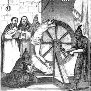Instrumentos de torturas