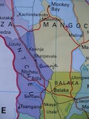 Bwanje Location