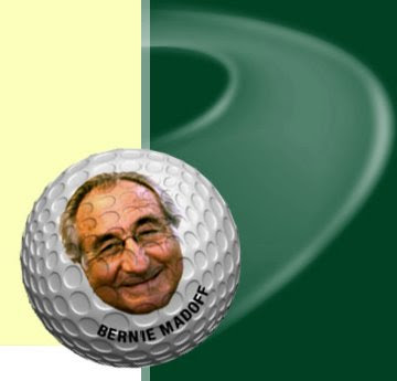 Madoff Golf Ball