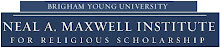 maxwell Institute BYU