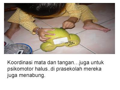 Psikomotor kanak kanak