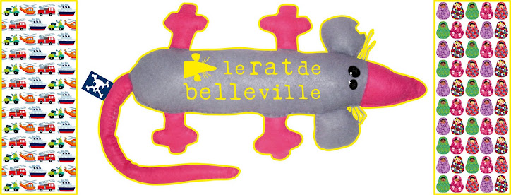 Stephanie Desbenoit - Le rat de belleville