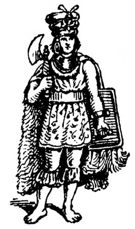 History for Children: FREE FRIDAY — Inca Warrior Clip Art —