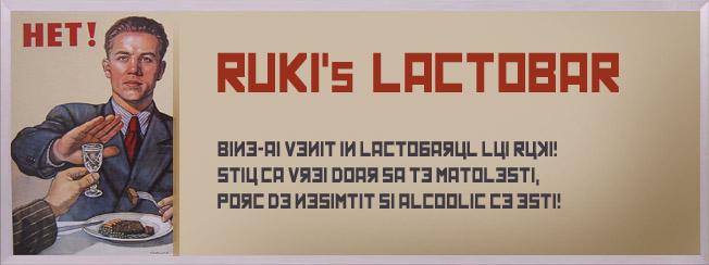 Ruki's Lactobar