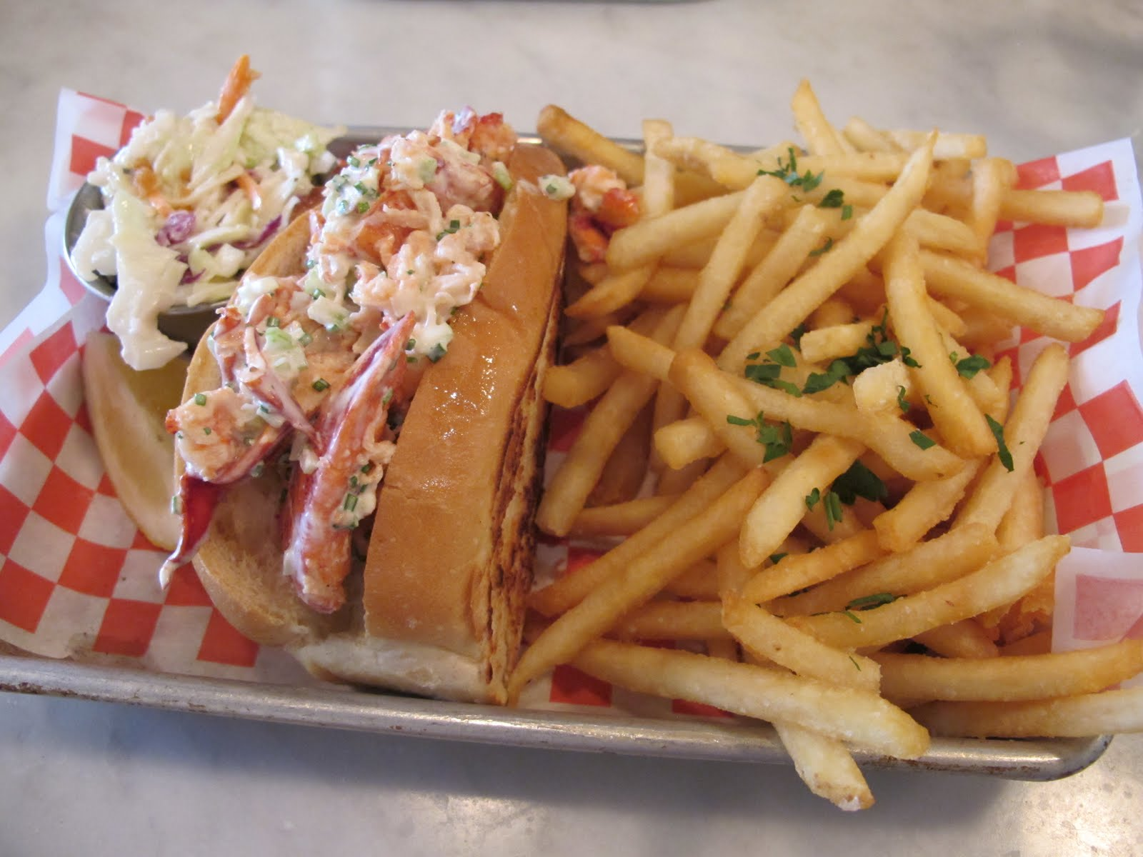 Classy eats woodhouse fish co lower pacific heights sf for Woodhouse fish co