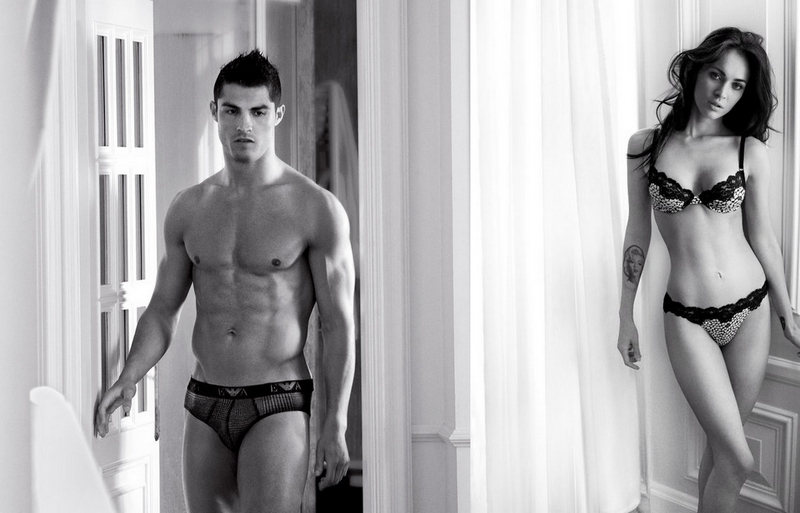 cristiano ronaldo armani advert. Ad - Cristiano Ronaldo