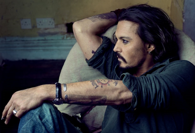 johnny depp 2011 images. Model: Johnny Depp