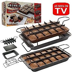 Perfect Brownie- As Seen on TV!