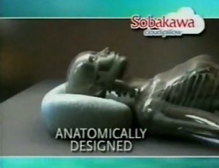 Anatomically designed? Gee, that sounds great!