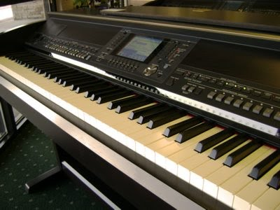 Pianos for sale in nj yamaha clavinova cvp 501 review for Used yamaha clavinova cvp for sale