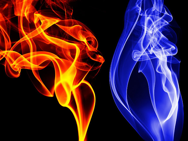 3D Fire Flames Blue Red Fire Work Fames Graphics