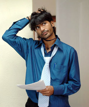 Tamil Actor Dhanush  Date of Birth - 25-2-1978