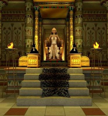 EL ANACRÓNICO FASTO DEL VATICANO Pio_XII_cleopatra_trono.bmp