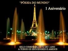 PRIMEIRO ANIVERSÀRIO