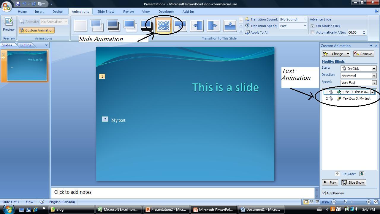 Powerpoint help