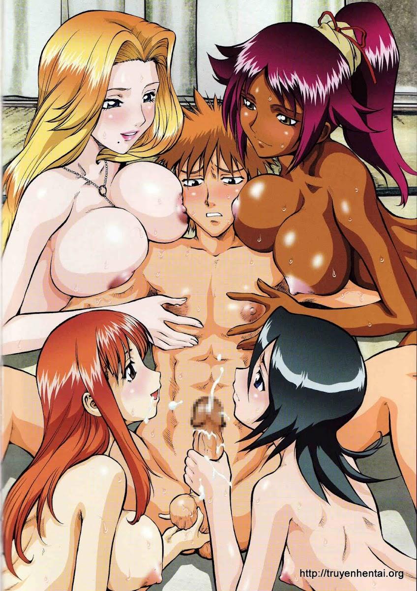 Truyện Những nữ Tử Thần hentai