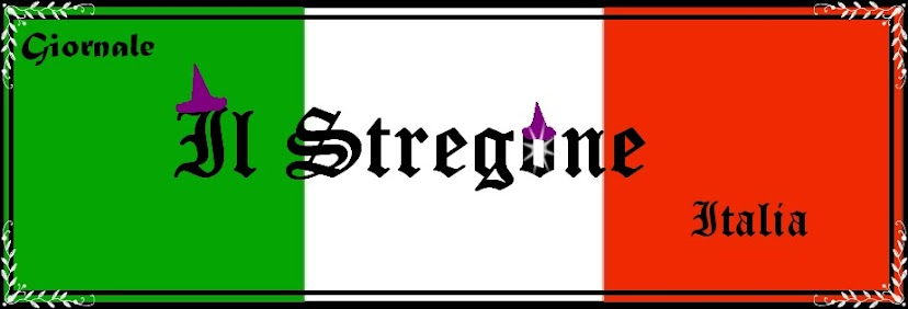 "Giornale ""Il Stregone"""