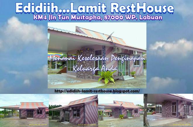 Edidiih Lamit RestHouse