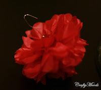 Paper Pom Pom Floral Sphere.