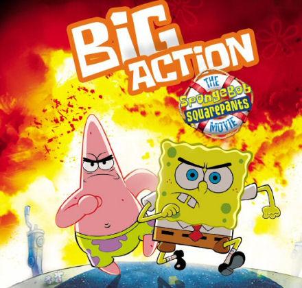 Spongebob Squarpants si Celana Kotak