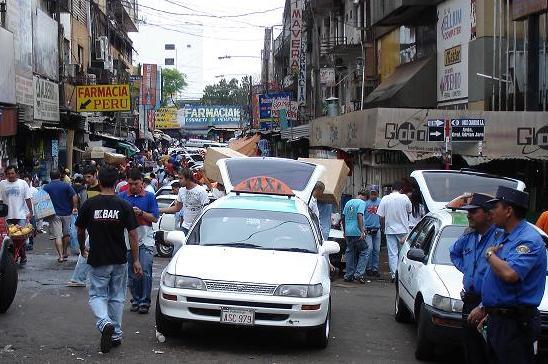 Ciudad del este Paraguay  city photos gallery : Ciudad del Este Paraguay es el centro comercial más grande de ...