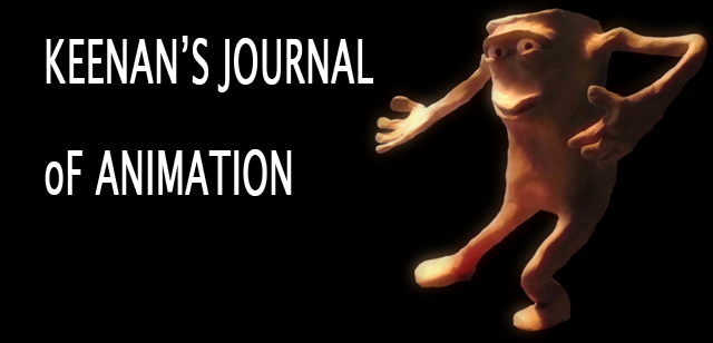 Keenan's Journal of Animation