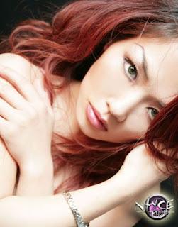 model cantik Gadis Ayu Jepang