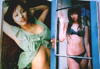 Gadis Ayu Jepang