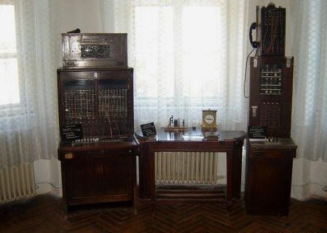 Centrale telefonice din trecut