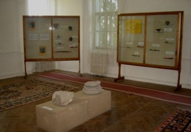 Sala muzeu - arheologie