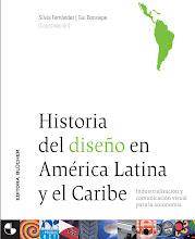 LIBRO: Historia del diseño en América Latina y El Caribe