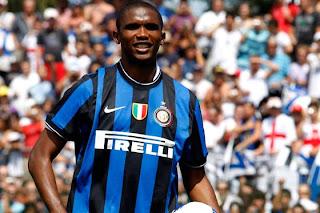 Eto´o Esta Listo Para Jugar Con El Inter
