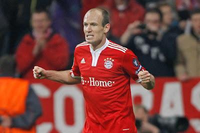 Robben Se Recuperó Y Estara Presente En La Cita Mundialista 2010