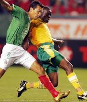 Resultado del Partido Mexico vs Sudafrica – Empatan 1 – 1
