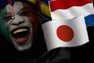 Goles Del Partido Holanda vs Japon