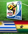 Ver Uruguay Vs Ghana Online en Vivo
