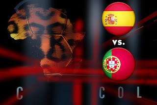 Resultado Del Partido España vs Portugal
