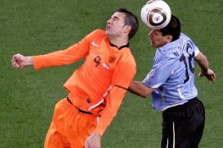Goles Del Partido Holanda vs Uruguay