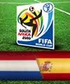 Formaciones partido Holanda vs España – Final del Mundial, 11 de Julio