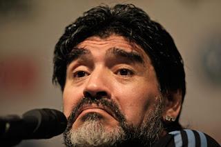 Maradona Seguira Como Tecnico De La Seleccion Argentina