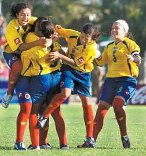 Clasificados A Los Octavos De Final Del Mundial Femenino Sub-20