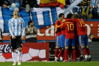 Argentina Jugara Con España En El Monumental