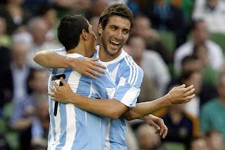 Resultado Del Partido Amistoso Argentina vs Irlanda (1 – 0)