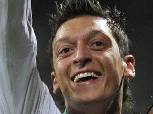 El Alemán Özil Jugará En El Real Madrid