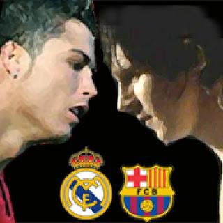 Resultado del partido Barcelona (5) Vs Real Madrid (0) – Liga BBVA España 29 de Noviembre
