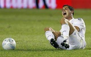 No Para De Llover, Por Los Lados De El Real Madrid