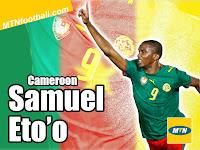 El Camerunes Samuel Eto´o Fue Elegido El Mejor Jugador De Africa 2010