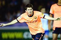 Lionel Messi Pese A Ser EL Mejor Jugador Del Mundo, No Fue Elegido Como El Mejor Deportista Argentino Del 2010