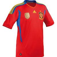 Adidas Presentó La Nueva Camiseta De La Selección Española